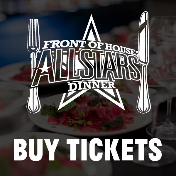 All Stars Dinner - Buy Tickets