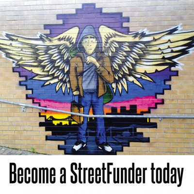 Become a StreetFunder Today