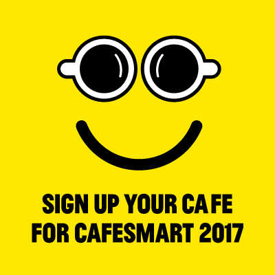 Sign up your cafe for CafeSmart 2017
