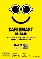 CafeSmart 2019 Poster