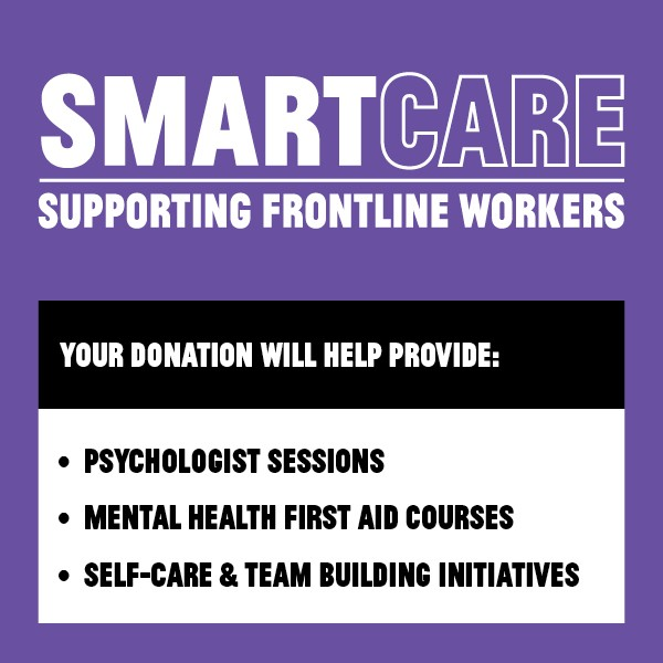 SmartCare supporting frontline workers